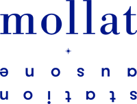 Librairie Mollat Logo